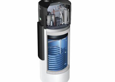 Trinkwassser Wärmepumpe Installateur Dillingen Schröder Haustechnik