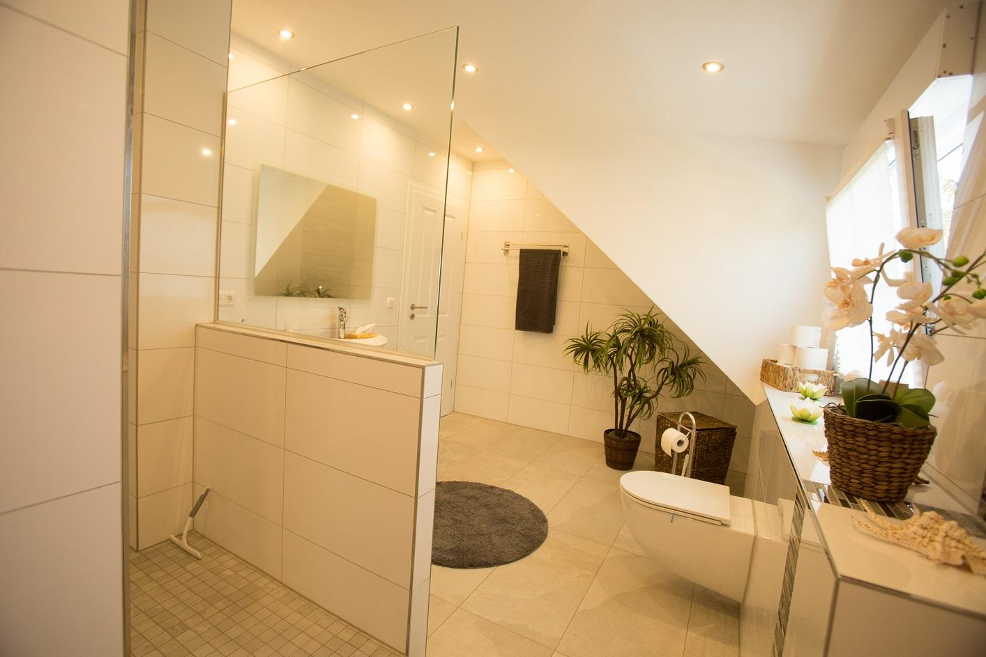 Badsanierung Dusche WC Saarlouis